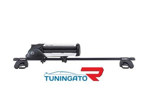 Крепление для лыж/сноубордов на базовый багажник Dual Angle Single Type
