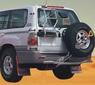 Лестница TOYOTA LAND CRUISER 100 (1998-2007) P3055 FJ100-E044