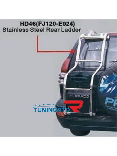 Лестница TOYOTA LAND CRUISER PRADO 120 (2003-2006) HD46 FJ120-E024