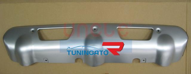 Накладка заднего бампера 701-XTRAIL-09 lkz NISSAN X-TRAIL (07-)