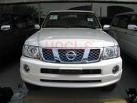 Накладка на передний бампер (обвес) 211-Y61-05 SAFARI / PATROL 2005