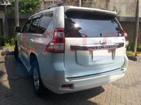 Хром планка над задним номером для LC Prado 150 2014г+