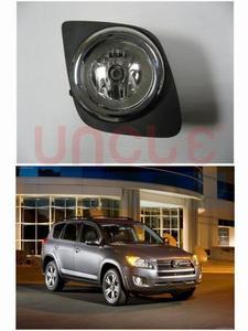 Противотуманные фары в передний бампер (туманки) для Toyota Rav 4 (2008-)