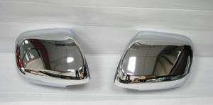 Хром накладки на зеркала MRC-T121 LAND CRUISER 200 (07-)