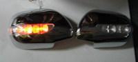 Хромированные накладки на зеркала c поворотниками LEXUS GX470