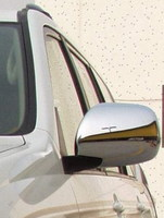 Хромированные накладки на зеркала заднего вида HILUX SURF / 4RUNNER