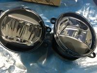 Туманки в бампер диодные с LED для Toyota Corolla 2012-2018г