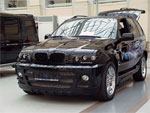 Комплект обвесов реплика Tarantul BMW X5 E53