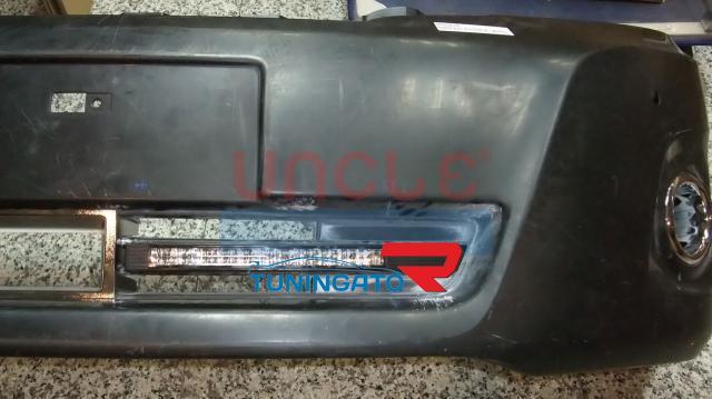 Ходовые огни светодиодные в бампер NISSAN PATROL Y62 (2010-)