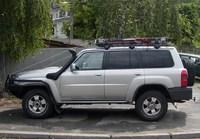 Шнорхель, пластик, для Nissan Patrol 2005г.-