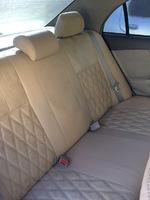 Модельные авточехлы Platinum беж для Toyota Axio 2012-18г
