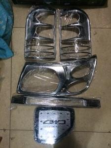 Хромированные накладки набор КИТАЙ для NISSAN SAFARI Y61