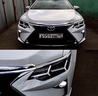 Тюнинг фары Lambo Style для Toyota Camry 2015-