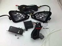 Ходовые огни в бампер DRL штатные для Lexus LX570