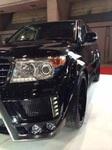 """Аэродинамический обвес """"Double Eight"""" оригинал на Toyota Land Cruiser 200"""