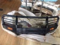 Бампер передний металлический HD32 для Mitsubishi Pajero 90-97г.