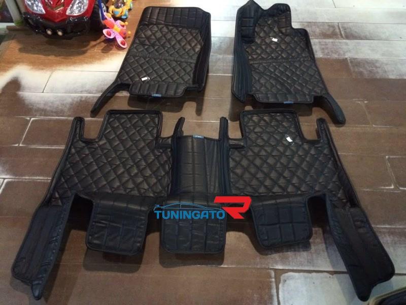 Коврики в салон модельные 3D для Toyota Prado 150