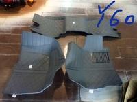 Коврики в салон модельные 3D для Nissan Safari 89-96г. y60