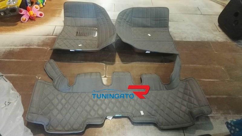 Коврики в салон модельные 3D для Toyota Land Cruiser 80 (1993-97)