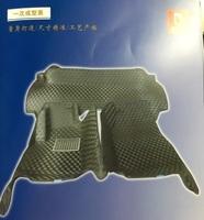 Коврики в салон модельные 3D для Nissan Tiida 2004-12г