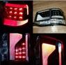 Стоп-сигнал в стиле BlackStyle для Land Cruiser 200 07-