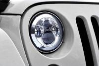 Фары тюнинговые 4 линзы для Nissan Safari y60
