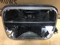 Фары диодные темные для Toyota Prado (89-96)