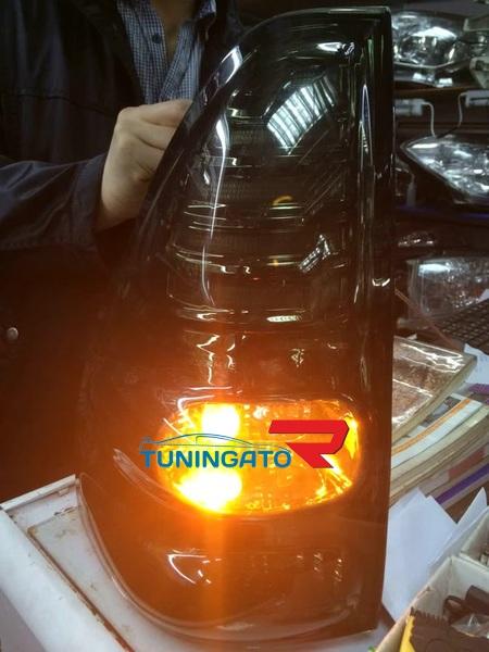 Стоп-сигнал 780R (Тюнинговые дымчатые) LAND CRUISER PRADO 120 (03-)