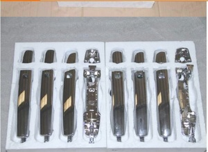 Хром ручки с кнопками для LAND CRUISER 200 (2007-)