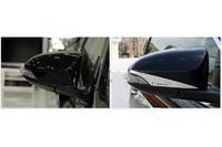 Хром накладки на зеркала для Toyota Camry 2013-