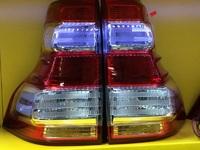 Стоп-сигналы диодные дымчатые для LAND CRUISER PRADO 150