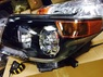Фары Brownstone рестайлинг для LAND CRUISER 200 (07-)