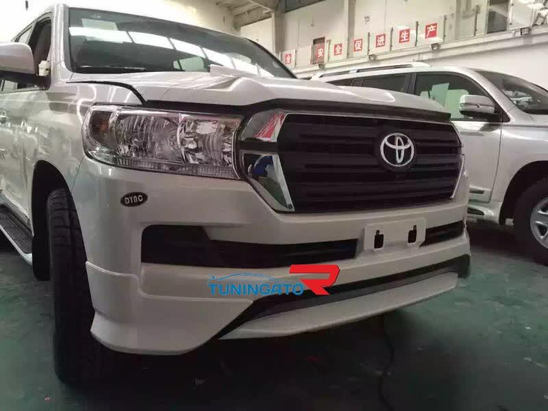 Аэродинамический обвес Urban Sport для Toyota Land Cruiser 2015г.-