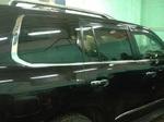 Хромированные молдинги на боковые окна LX570 для LAND CRUISER 200