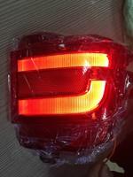 Диодные фонари в задний бампер для Land Cruiser 200 07-