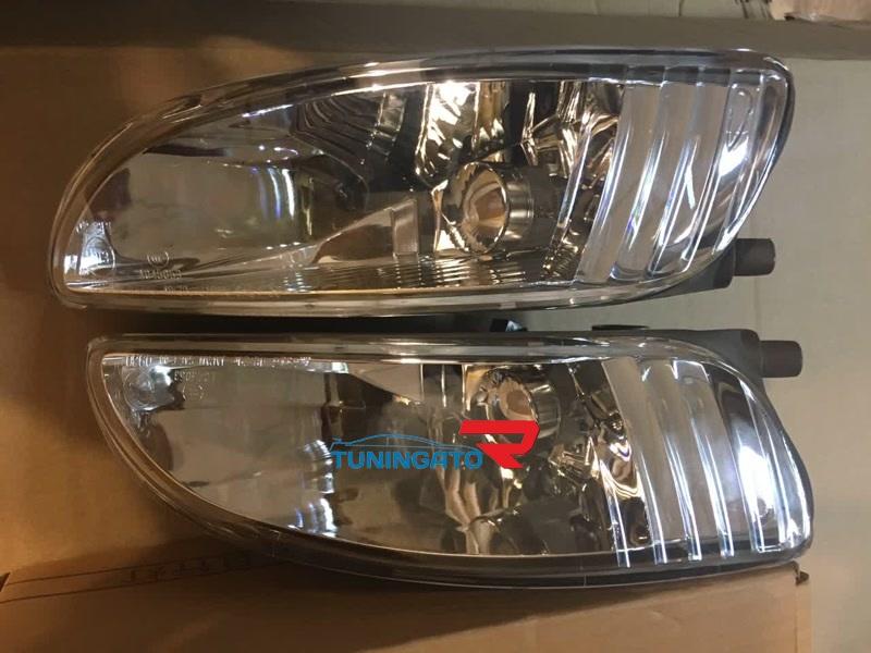 Туманки в бампер Япония для Toyota Harrier \Lexus RX (2002-11г)