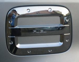 Хромированная накладка на крышку бензобака TC-T39 TOYOTA CAMI / RUSH