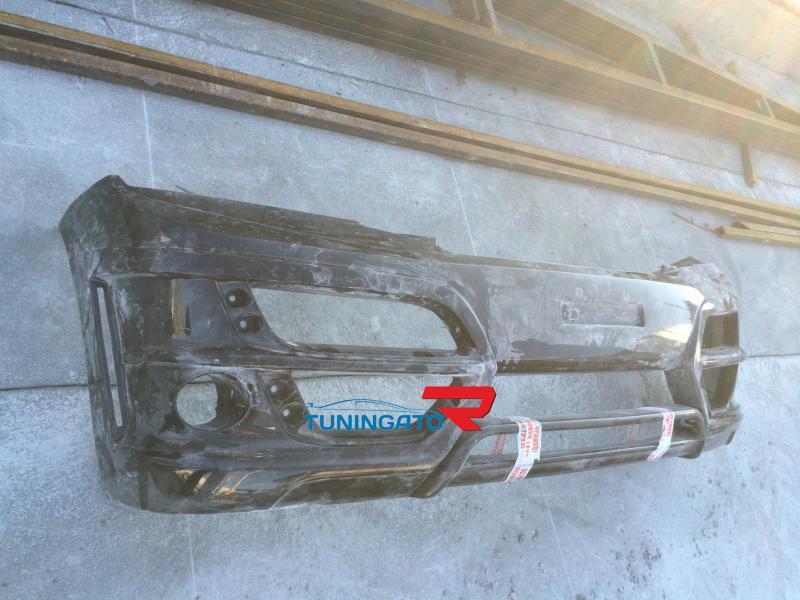Обвес аэродинамический Invader N40 для PATROL Y62