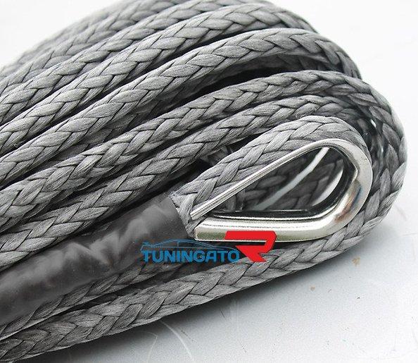 Трос для лебедки синтетический 10 мм