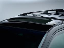 Дефлектор на люк оригинал для Toyota LC Prado 150 (2017г.)