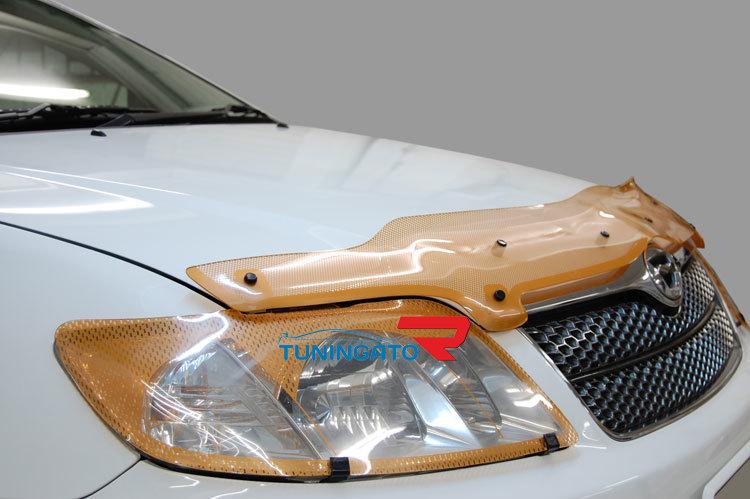 Дефлектор капота (есть разные цвета) TOYOTA ALLION 2007
