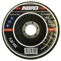Диск торцевой лепестковый 40 (100 мм х 16 мм)