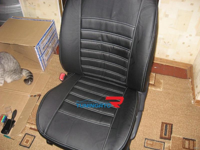 Модельные чехлы для Toyota Land Cruiser PRADO 150