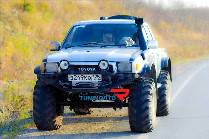 Шнорхель для TOYOTA HILUX PICK UP