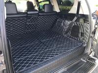 Коврики в багажник 3D для Toyota Prado 150 (5мест)