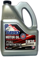 Масло моторное синтетическое SAE 5W-30 SN (4 л)