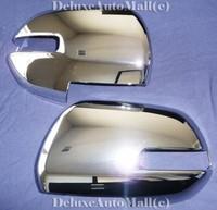 Хромированные накладки на зеркала TOYOTA 4RUNNER (2010-)