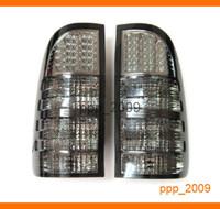 Стоп-сигналы (Тюнинговые Светодиодные, серые) для HILUX VIGO PICK UP 2005г