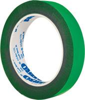 Лента клейкая двухсторонняя зеленая (12 мм х 5 м)