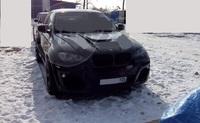 Аеродинамический обвес LUMMA для BMW X6